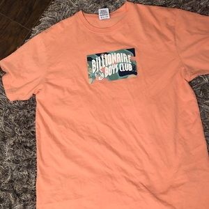 Billionaire Boys Club Salmon/Camo tee